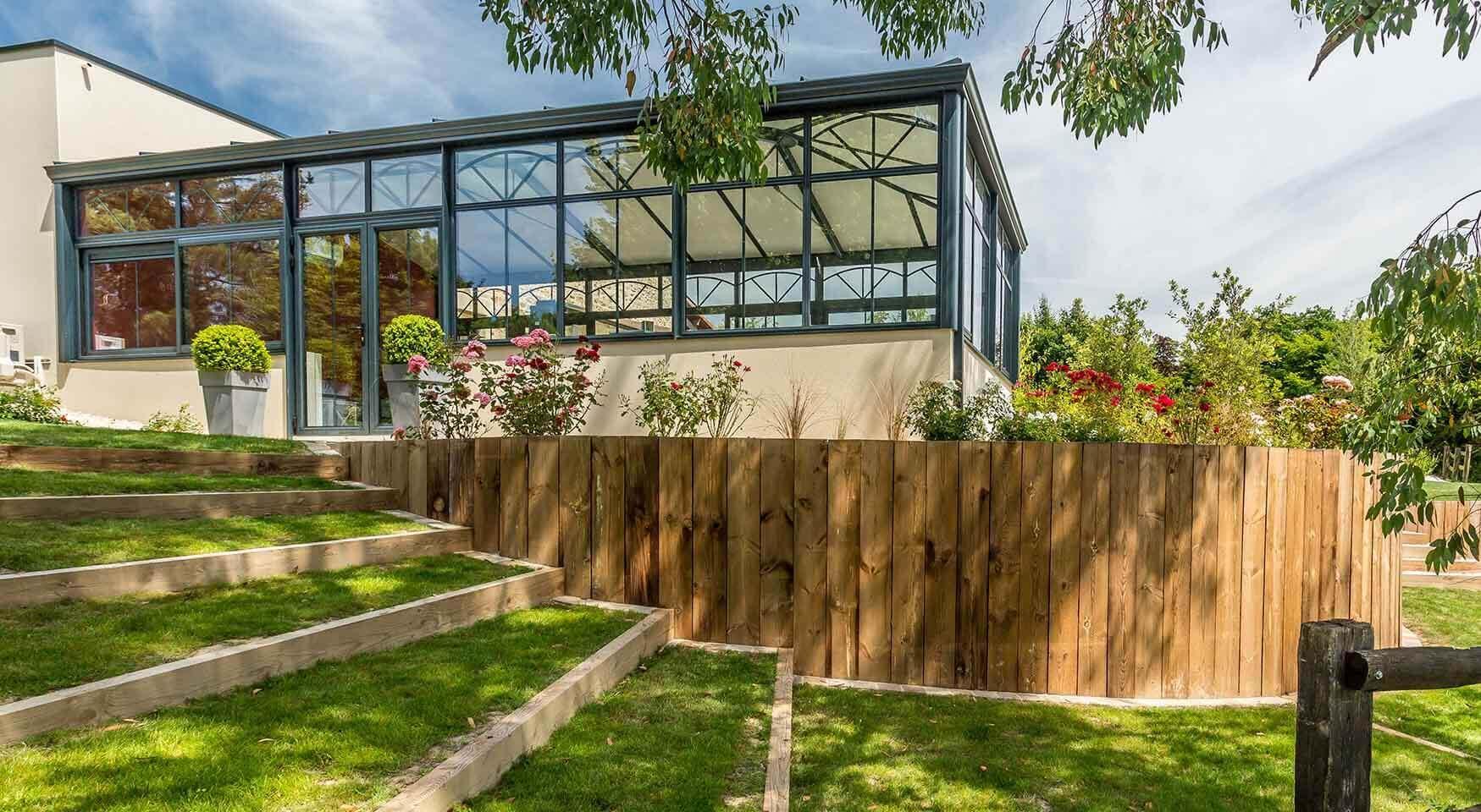 réalisations de jardin et aménagement d'extérieur en vendée - oxygen