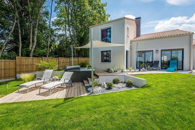 Réalisations de jardin et aménagement d\'extérieur en Vendée - Oxygen ...